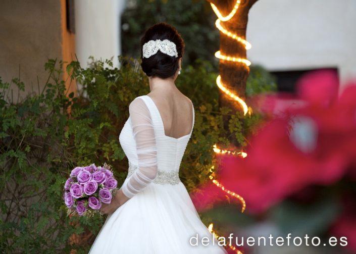 Miriam y Juanjo se casaron en Córdoba, en la Iglesia de la Trinidad. Lo celebraron en Bodegas Campos y las fotografías las realizó De la Fuente