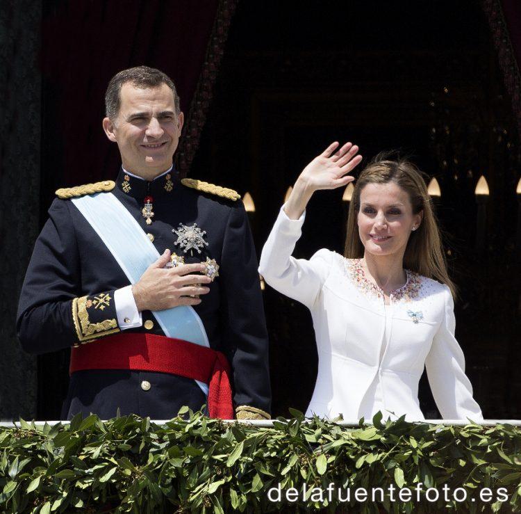 Proclamación de Felipe VI como Rey