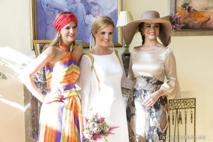 La novia y sus hermanas