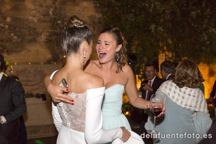 Emociones de una boda