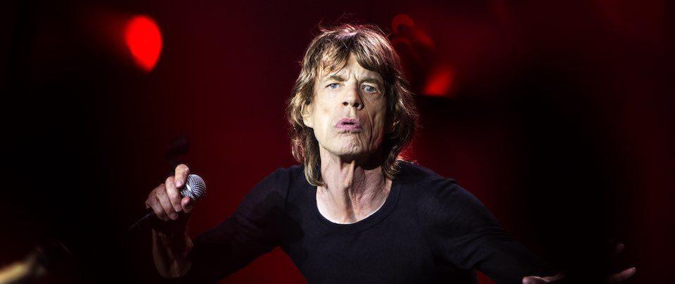 """SA-TIS-FAC-TI-ON"" con los Rolling Stones"